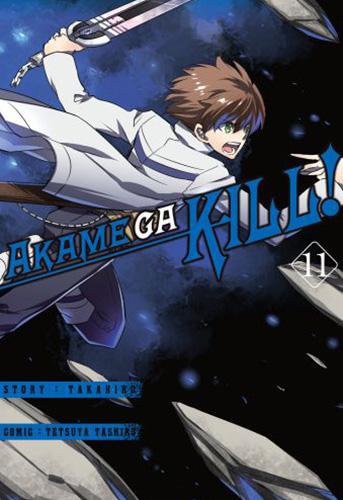 Akame ga Kill - tom 11