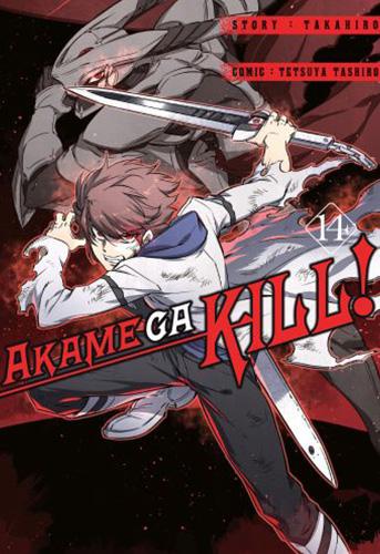 Akame ga Kill - tom 14