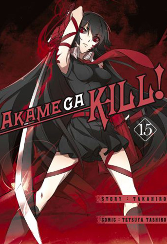 Akame ga Kill - tom 15 [OSTATNI TOM]