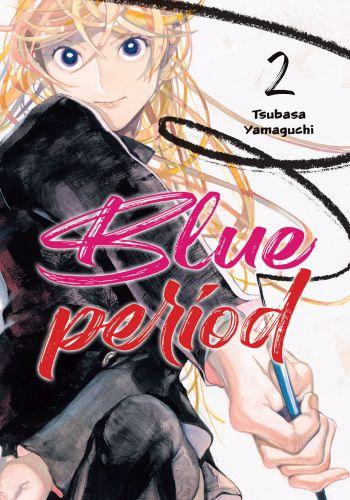 Blue Period - tom 2