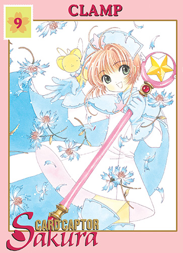 Card Captor Sakura - tom 9
