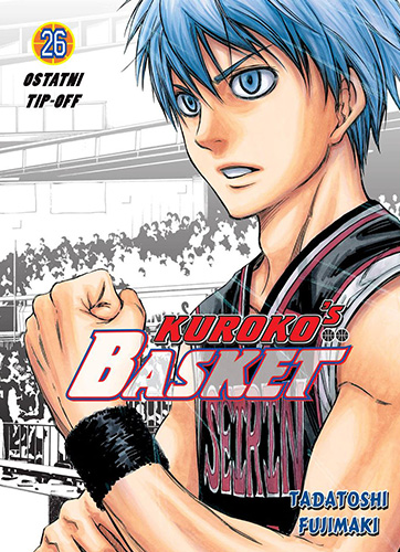 Kurokos Basket - tom 26