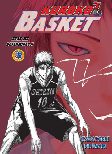 Kurokos Basket: tom 28