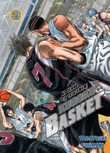 Kurokos Basket: tom 29