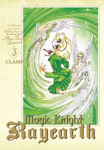Magic Knight Rayearth: tom 3