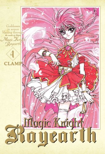 Magic Knight Rayearth - tom 4