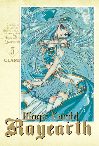 Magic Knight Rayearth - tom 5