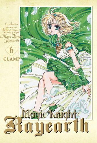 Magic Knight Rayearth - tom 6 [OSTATNI TOM]