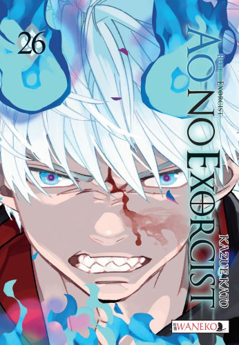 Ao No Exorcist - tom 26