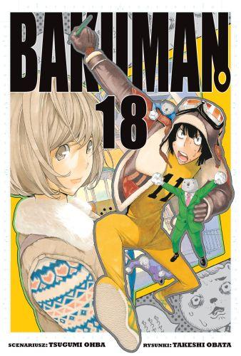 Bakuman - tom 18