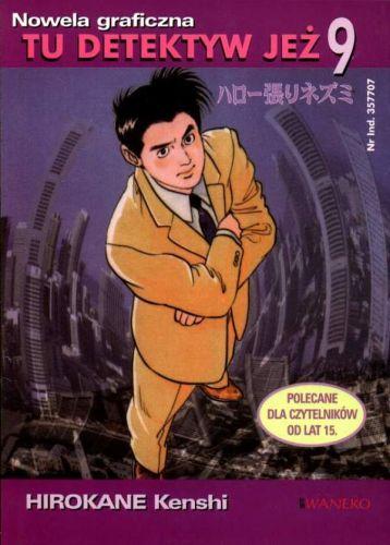 Tu Detektyw Jeż