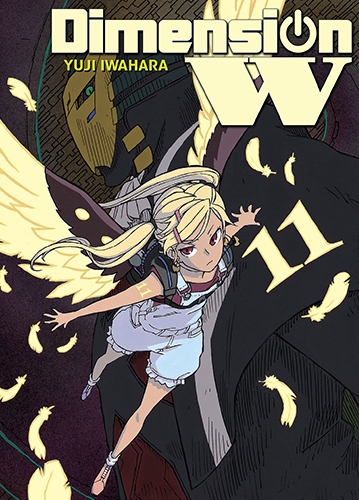 Dimension W - tom 11
