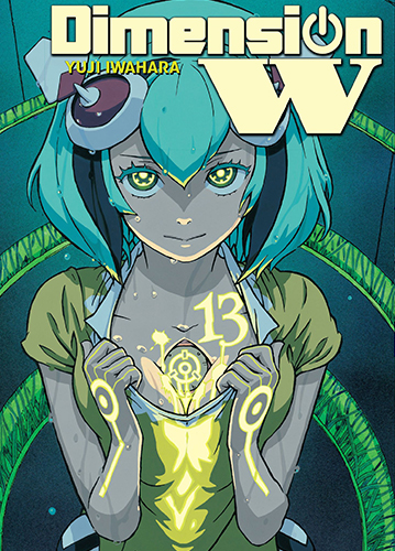 Dimension W - tom 13
