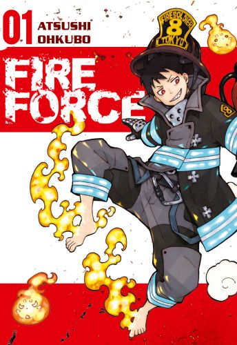 Fire Force - tom 1