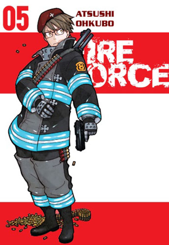 Fire Force - tom 5