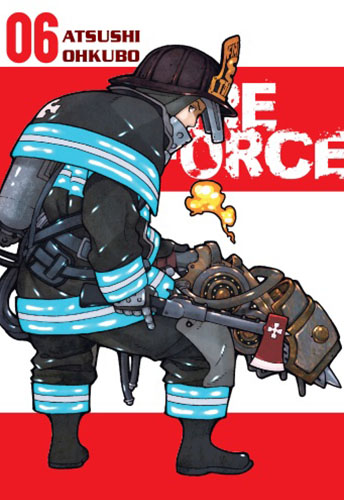 Fire Force - tom 6