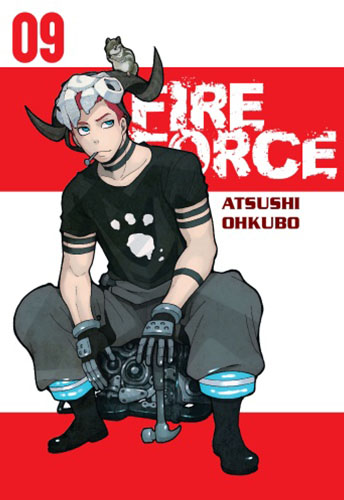Fire Force - tom 9