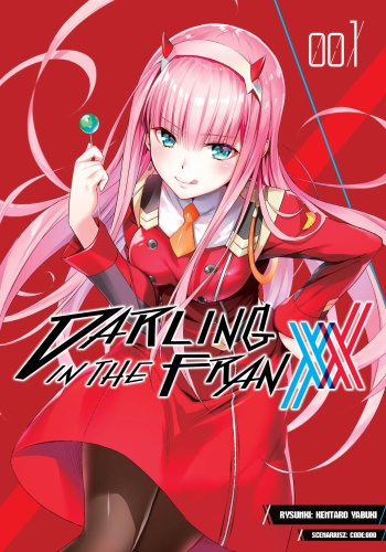 Darling in the FRANXX - tom 1