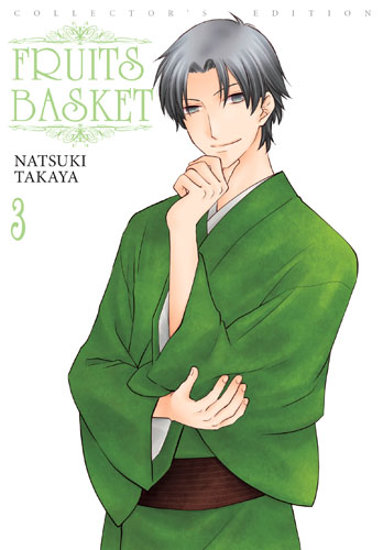 Fruits Basket - tom 3