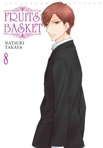 Fruits Basket - tom 8