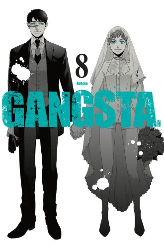 Gangsta: tom 8