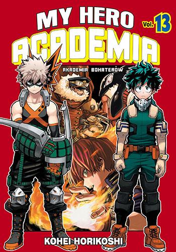 My Hero Academia- Akademia bohaterów