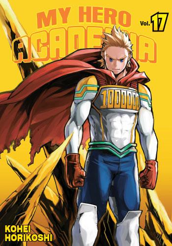 My Hero Academia- Akademia bohaterów - tom 17