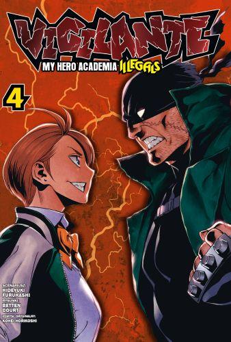 My Hero Academia- Vigilante
