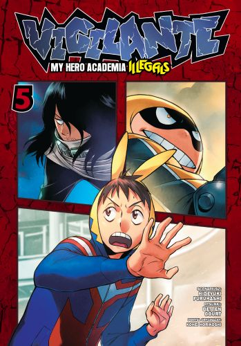 My Hero Academia- Vigilante  - tom 5