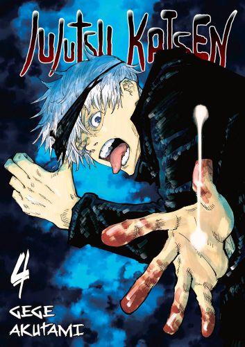 Jujutsu Kaisen - tom 4