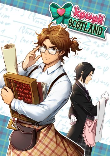 Kawaii Scotland Light Novel