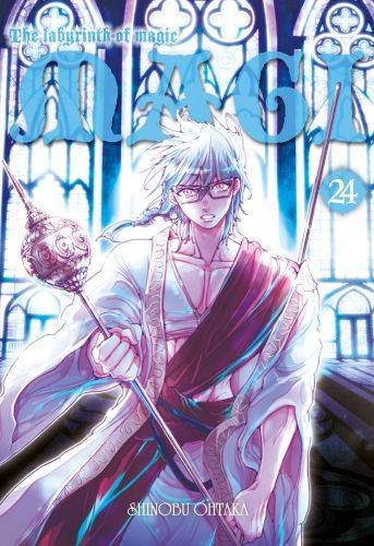 Magi: Labyrinth of Magic - tom 24