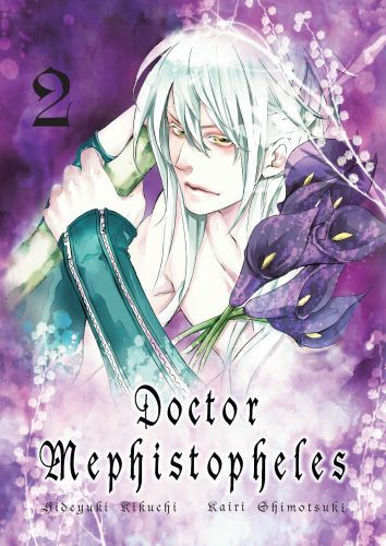 Doctor Mephistopheles: tom 2