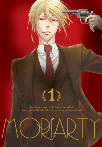 Moriarty - tom 1