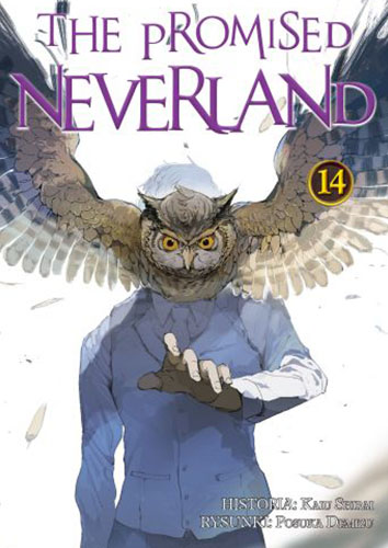 The Promised Neverland - tom 14