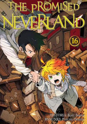 The Promised Neverland - tom 16