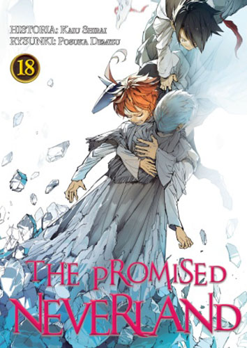 The Promised Neverland - tom 18