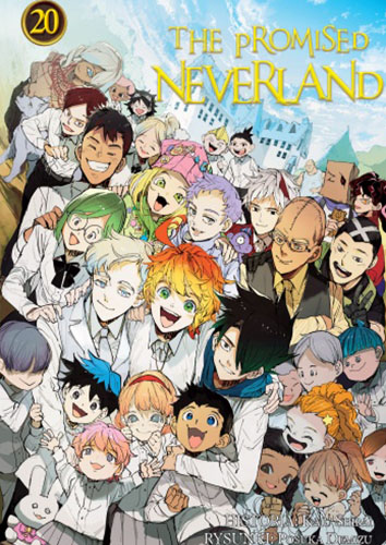 The Promised Neverland - tom 20 [OSTATNI TOM!]