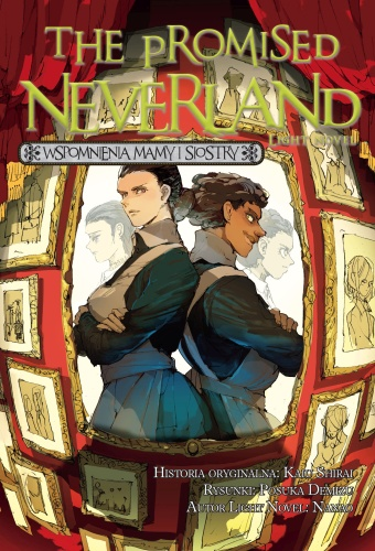 The Promised Neverland Light Novel