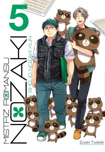 Mistrz romansu Nozaki - tom 5