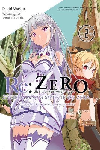 Re: Zero Życie w innym świecie od zera. Księga 1- Dzień w stolicy