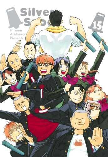 Silver Spoon: tom 15 [OSTATNI TOM]