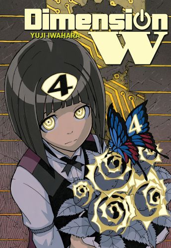 Dimension W - tom 4