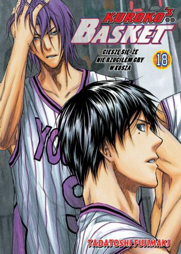 Kurokos Basket - tom 18