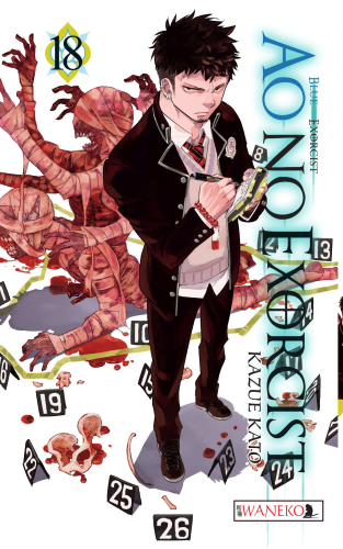 Ao No Exorcist - tom 18