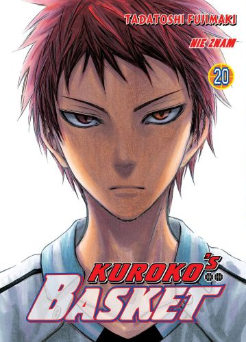Kurokos Basket - tom 20