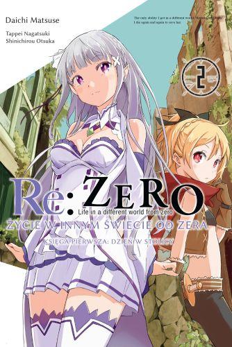 Re: Zero Życie w innym świecie od zera. Księga 1- Dzień w stolicy: 2