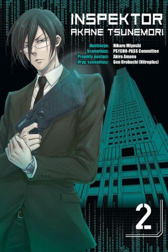 Inspektor Akane Tsunemori - tom 2