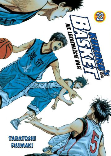 Kurokos Basket - tom 22