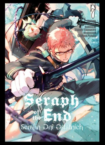 Seraph of the End - Serafin dni ostatnich - tom 7